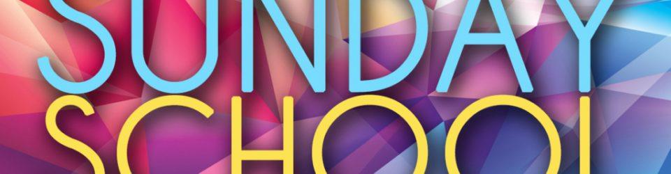 Sunday School Website