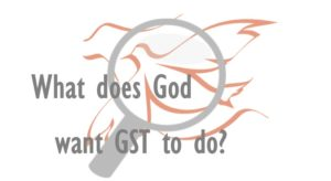 What God GST to do Logo