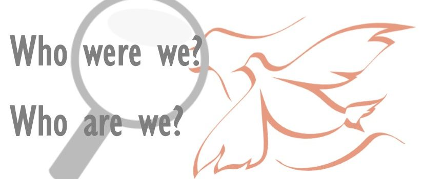Who Were We Logo