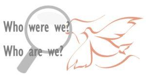 Who Were We Logo